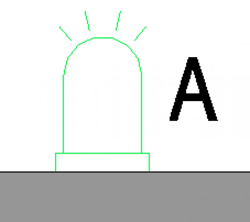 Ziemlich Elektrisches Symbol Des Schlüsselschalters Ideen ...